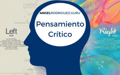 Qué es el pensamiento crítico y por qué no eres nadie sin él